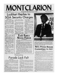 The Montclarion, October 09, 1975