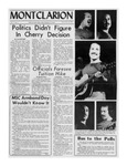 The Montclarion, October 30, 1975