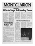 The Montclarion, February 12, 1976