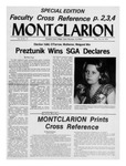 The Montclarion, May 10, 1976