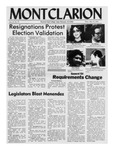 The Montclarion, May 13, 1976