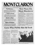 The Montclarion, October 28, 1976