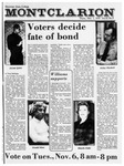 The Montclarion, November 01, 1979