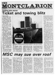 The Montclarion, March 27, 1980