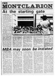 The Montclarion, April 24, 1980