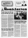 The Montclarion, March 17, 1983