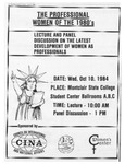 The Montclarion, October 04, 1984
