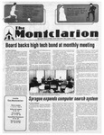 The Montclarion, October 11, 1984