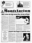 The Montclarion, November 08, 1984