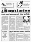 The Montclarion, November 15, 1984