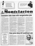 The Montclarion, November 29, 1984