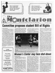 The Montclarion, December 13, 1984