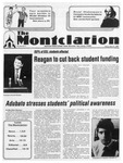 The Montclarion, February 21, 1985