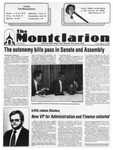 The Montclarion, March 14, 1985