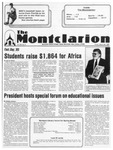 The Montclarion, March 28, 1985