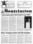 The Montclarion, April 25, 1985
