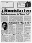 The Montclarion, October 03, 1985