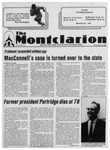 The Montclarion, October 10, 1985