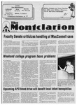 The Montclarion, October 24, 1985