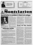 The Montclarion, October 31, 1985