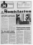 The Montclarion, November 14, 1985