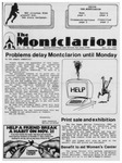 The Montclarion, November 21, 1985