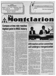 The Montclarion, November 25, 1985