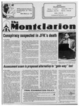 The Montclarion, December 05, 1985