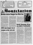 The Montclarion, February 20, 1986