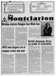 The Montclarion, February 20, 1986