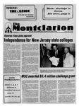 The Montclarion, September 04, 1986