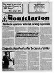 The Montclarion, September 18, 1986