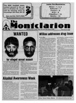 The Montclarion, October 16, 1986