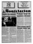 The Montclarion, October 23, 1986