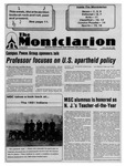 The Montclarion, October 30, 1986