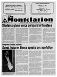 The Montclarion, November 06, 1986