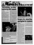 The Montclarion, December 11, 1986