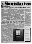 The Montclarion, September 17, 1987