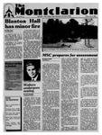 The Montclarion, October 08, 1987