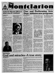 The Montclarion, October 15, 1987