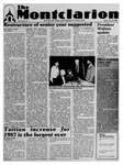 The Montclarion, October 22, 1987