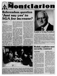 The Montclarion, November 19, 1987