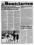 The Montclarion, January 28, 1988