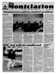 The Montclarion, March 18, 1988