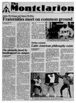 The Montclarion, October 13, 1988