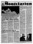 The Montclarion, November 03, 1988