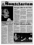 The Montclarion, November 10, 1988
