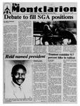 The Montclarion, April 13, 1989