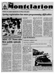 The Montclarion, October 26, 1989