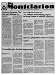 The Montclarion, January 25, 1990